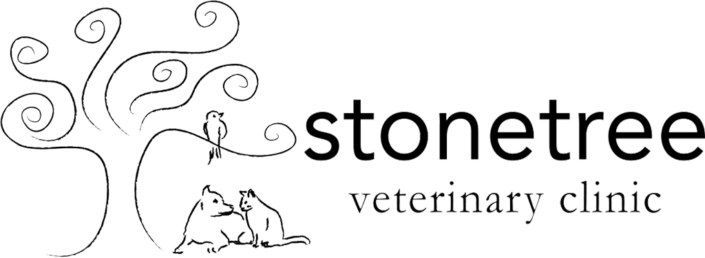 Stonetree Veterinary Clinic logo